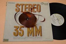 LP STERO 35 MM-PERSUASIVE PERCUSSION COMMAND LABEL USA 1961 EX