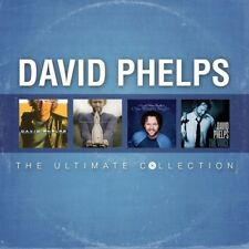David Phelps - The  Ultimate Collection CD 2015 Curb   Word ** NEW **
