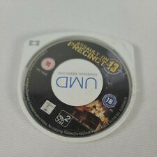 *Disc Only* Assault on Precinct 13 Sony PSP Action UMD Movie PAL