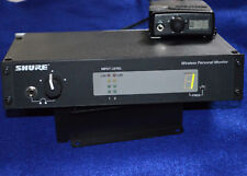 Shure PSM 400 UHF Wireless Professional On-Stage IEM Monitor System P4T P4R HF