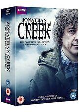 JONATHAN CREEK Complete Season Series 1 2 3 4 5 + 6x Specials NEW DVD R4