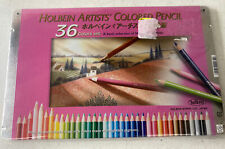 Holbein Artists' Colored Pencil, 36 Colors Set