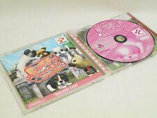 UCHI NI POCHI GA YATTEKITA in my pock Item ref/bbc PS1 Playstation Japan Game p1