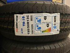 New Trailer Tyres NANKANG TR-10 195/50 R13C 104/102N 10PR Heavy Duty 195 50 13C