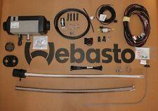 Standheizung Webasto AirTop 2000 STC  Benzin 2 kW 12V  + Universaleinbaukit