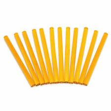 12 x Professional Keratin Glue Sticks for Human Hair Extensions Yellow