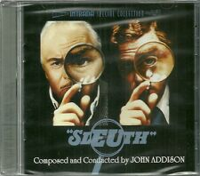 Out of Print - New CD - SLEUTH - John Addison - Lt. Ed. 1500 - $70