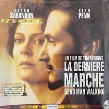 LASERDISC NEUF/SEALED -LA DERNIERE MARCHE WS VF PAL Susan Sarandon, Sean Penn