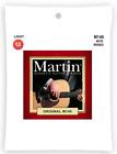 Acoustic Guitar Strings Martin M140 Light 80/20 Bronze.12-54 Gauge, Set of 6. for sale