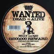 """Billy the Kid-el Oz/El Bueno el feo el malo (12"""") (en muy buena condición/EX +)"""