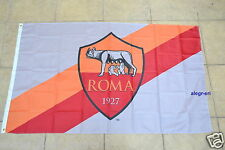 AS Roma Flag Banner Italy Soccer 3x5 ft Italia Calcio