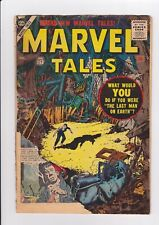 "Marvel Tales #153, Dec. 1956, ""Classic Last Man On Earth Story"