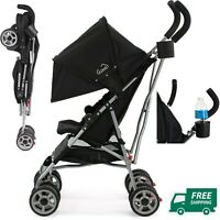 Baby Stroller Single Stroller Children Travel Compact Fold Lightweight Umbrella