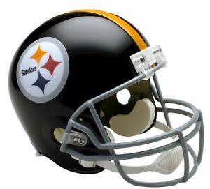 NFL Mini Helmet Pittsburgh Steelers Throwback Riddell 1963-76 Helmet Football