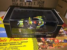 FORD FIESTA RS WRC # 46 V. ROSSI / C. Cassina 2nd  MONZA 2011 Ixo 1:43 VERY RARE