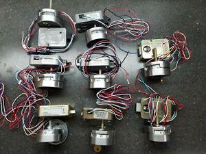 LOT OF 8 - LG LA Gard Combo Combination Safe Vault Deadbolt Locks - 3332
