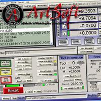 Mach3 CNC Software Artsoft! CNC Stepper Machines via PC