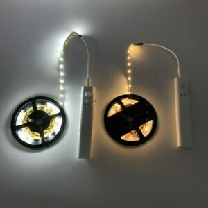 PIR Wireless Motion sensor LED Night Backlight TV lamp Strip USB5V luminaria