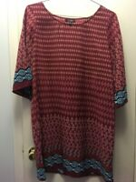 Womens Size XL Bebop Dress