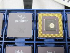 Intel Pentium A80502-100 A80502100 SX963 Ceramic CPU Processor 100MHz, Socket 7