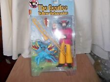 THE BEATLES McFARLANE YELLOW SUBMARINE MODEL FIGURES JOHN WITH THE BULLDOG FAB !