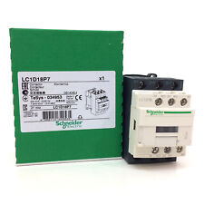 Contactor LC1D18P7 Schneider 230VAC 7.5kW 034953