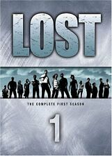 Lost - The Complete First Season (Dvd, 2005, 7-Discs, Widescreen) *New*
