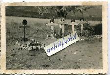 Foto :  Deutsche Soldatengräber bei Thermopylen in Griechenland 1943