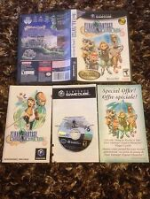 Gamecube Final Fantasy Crystal Chronicles CIB Complete