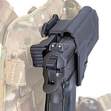 Orpaz Glock Thumb Release MOLLE Holster 360 Rotation Belt Fits Glock 17/19/22/23
