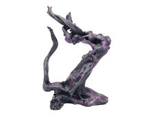 Dark Wood Driftwood Twisted Tree Root Aquarium Ornament Terrarium Decoration