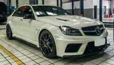 MERCEDES C-CLASS W204 C63 AMG SALOON BLACK SERIES KIT CARROSSERIE 2011-2014