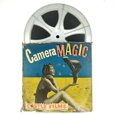1940s Camera Magic 16mm by Castle Films Early Special Effects Illusion Tricks F2