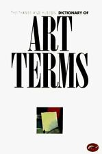 World of Art: The Thames and Hudson Dictionary of Art Terms by Edward Lucie-Smit
