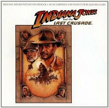 John Williams Indiana Jones and the last crusade (soundtrack, 1989) [CD]