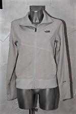 veste polaire blanc cassé THE NORTH FACE TKA 100  taille M/M EXCELLENT ÉTAT