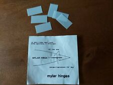 Mylar Hinges for RC Aircraft