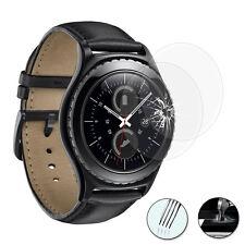 2X Panzerglas für Samsung Gear S2/ S2 classic R720 Echtglas Display Schutzfolie