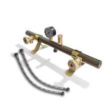 Centralina Gas per due bombole Gpl completa di sicurezza manometro e flessibili