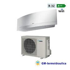 Condizionatore Inverter Daikin 18000 Btu Emura White FTXJ50MW Wi-Fi R-32 A++