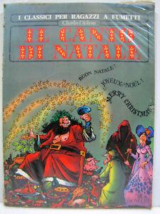 """Charles Dickens """"Il Canto di Natale"""" 1978 Bonechi NUOVO sigillato"""