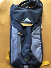 High Sierra Wave 70 2L Hydration Pack New