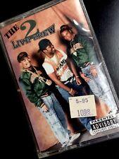 THE 2 LIVE CREW The Original 2 Live Crew (Cassette Tape) NEW SEALED