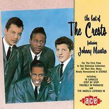 The Crests Johnny Maestro - The Best Of The Crests Featuring Johnny Maestro (CDC