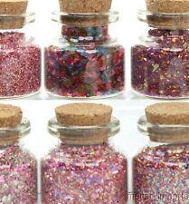 Pink Blends Glass Glitter Set - 311-M-0601 - German Glass Glitter