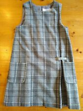 Pinafore dress, Jacadi (French luxury brand), age 10, small fit