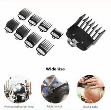 8pcs| Professional Wahl Guide Attachements Cutting Guide Comb & Metal clip