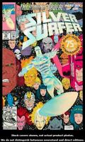 Silver Surfer, The (Vol. 3) 75 Marvel 1992 VF