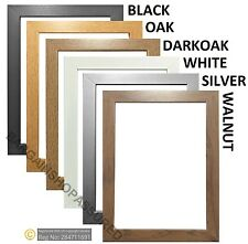 """Home Decor Photo & Picture Frames All Sizes Poster Frames A1 A2 A3 A4 A5 36x24"""""""