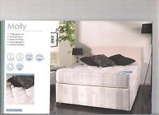 5' king size orthopaedic ZIP AND LINK bed. ideal for guest houses and B&B's